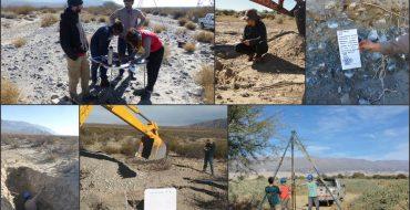 estudio de suelos, geotecnia, calicatas, muestreo