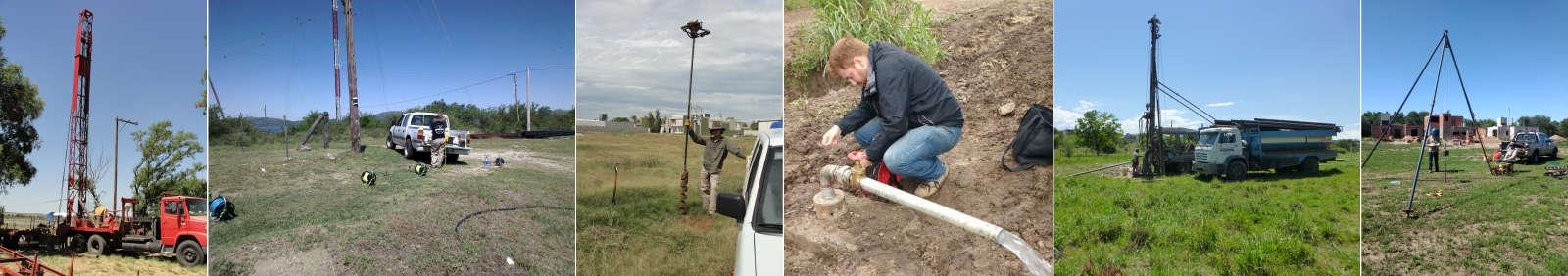 servicios geológicos córdoba - geoestudios